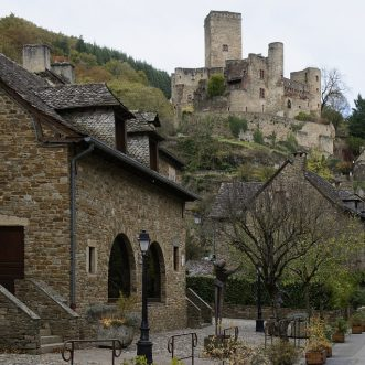Les Genêts, un camping en bord de lac de Pareloup en Aveyron
