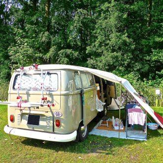 Des vacances en camping pour débuter sa retraite