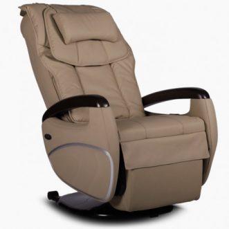 Zoom sur les différents programmes d'un fauteuil massant