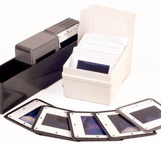 Les meilleurs scanners de diapositives
