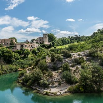 Retraite active même durant ses vacances dans le sud de la France